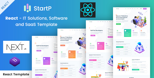 Top 6 ReactJS Templates To Start Your Next Awesome Website