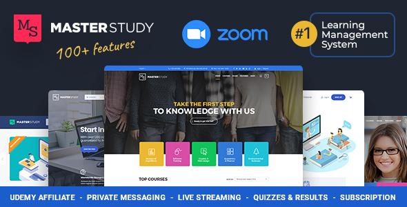MasterStudy LMS WordPress Theme