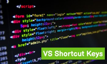 vs-shortcut-keys