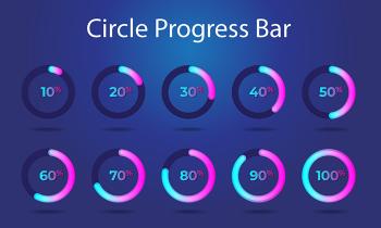 Circle-Progress-Bar
